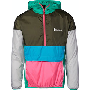 Cotopaxi Teca Half-Zip Windbreaker - Unisex - Best Jacket for Wind: Water and windproof jacket