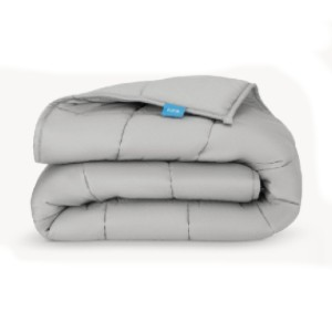 Luna Cotton Weighted Blanket - Best Weighted Blanket for Adults: Naturally-Dyed and Free of Harmful Chemicals
