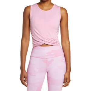 ALO Cover Tank - Best Activewear for Women: You won't overheat
