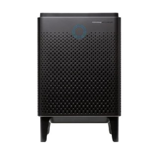 Coway AIRMEGA 400 (Graphite) The Smarter Air Purifier - Best Air Purifier for Pets: Air Purifier with LED Ring