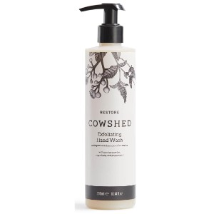 Cowshed Exfoliating Hand Wash - Best Liquid Hand Soap: Soft and smooth experience hand wash