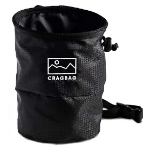 Bramble Company Cragbag Rock Climbing Chalk Bag - Best Chalk Bags: Features Include Fleece Liner