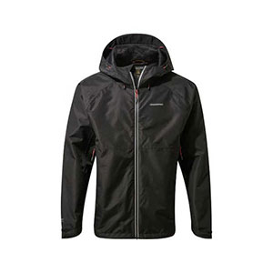 CRAGHOPPERS Waterproof Gents Atlas Jacket - Best Rain Jackets for Scotland: Stay Dry and Comfortable