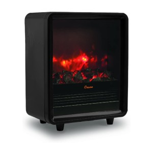 Crane Fireplace Heater - Best Space Heaters for Small Rooms: Sleek and modern heater
