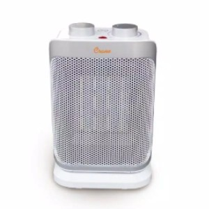 Crane Electric Portable Compact Oscillating Ceramic Space Heater - Best Space Heaters for Small Rooms: Automatic shut-off heater