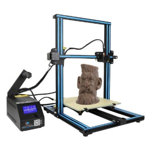 Creality CR-10S 3D Printer New Version (Random Color) - Best 3D Printers for Cookie Cutters: Y-Axis Double Screw Design