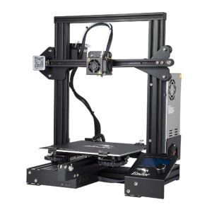 Creality Ender 3 3D Printer - Best 3D Printers for Cookie Cutters: Resume Print Function
