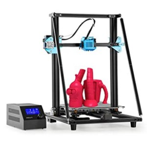 Creality CR-10 V2 FDM 3D Printer - Best 3D Printers for Large Objects: Super-silent motherboard
