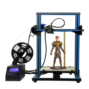 Creality 3D CR-10 3D Printer - Best 3D Printers for Kids: High Accuracy and Big Printing Volume