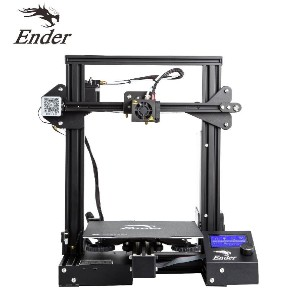 Creality 3D Ender-3 pro High Precision 3D Printer - Best 3D Printers for Miniatures: Good Performance for The Enthusiasts