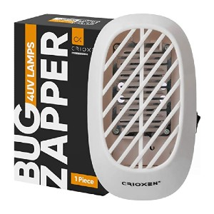 Crioxen Plug-in Bug Zapper  - Best Bug Zapper for Wasps: Just plug and play