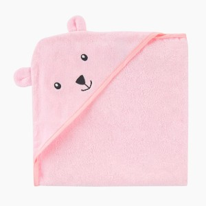 Carter's Critter Hooded Towel - Best Bath Towels for Baby: Helps with The Post-Bath Transition