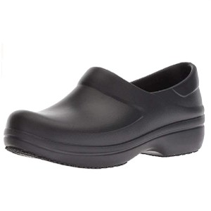 Crocs Women's Neria Pro Ii Clog  - Best Shoes for Medical Students: Easy to Clean Shoes