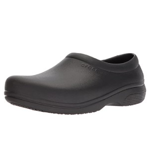 Crocs On The Clock Clog  - Best Shoes for Medical Students: Tapered Fit Nature
