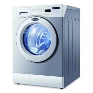 Crossover Non-Metered 120 Volts Front Load Washer  - Best Washing Machine for Pet Hair: Built to last