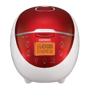 Cuckoo CR-0655F - Best Rice Cookers Japan: Fuzzy Logic and Intelligent Cooking Algorithm