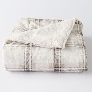 Cuddl Duds Cozy Soft Throw - Best Blanket for Kids: Great Blanket for Hot and Cold Weather
