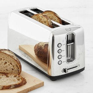 Cuisinart The Bakery Artisan Bread Toaster - Best Toaster for Bread: Extra-Long and Wide Slots Toaster