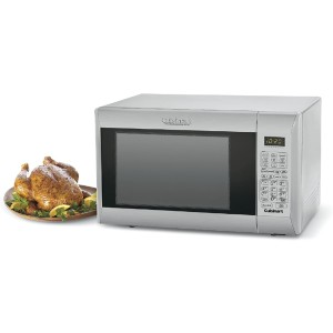 Cuisinart CMW-200 1.2-Cubic-Foot Convection Microwave Oven - Best Microwave Air Fryer Combo: Multi-stage cooking