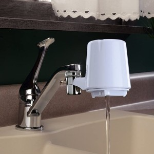 Culligan FM-15A Faucet-Mount Advanced Water Filter - Best Water Filter for Home Faucet: Dramatically improves water taste