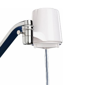Culligan FM-15A Faucet-Mount Advanced Water Filter - Best Water Filter Kitchen Sink: Fits most standard faucets