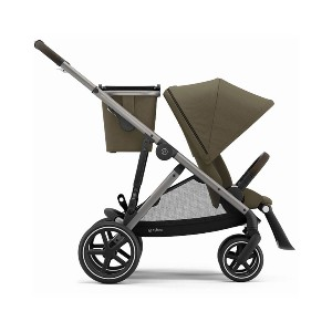 Cybex Gazelle S - Best Stroller for Baby: Extra-Large, Easy Access Under Seat Basket
