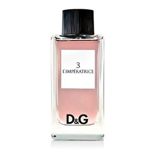 DOLCE & GABBANA D & G 3 L'Imperatrice - Best Perfume That Lasts All Day: Highlighting your confidence and charisma