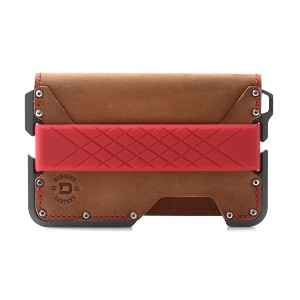 Dango D01  - Best Leather Card Holders: Handmade in the USA