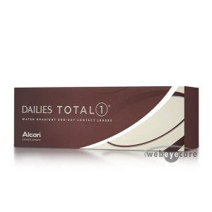 Alcon DAILIES Total 1 - Best Contact Lenses for Astigmatism: Designed to Address Contact Lens Discomfort