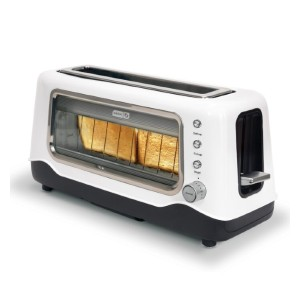 Dash Clear View Toaster - Best Toaster for Bread: Toaster with Glass Window