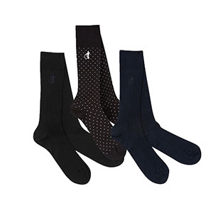 LONDON SOCK COMPANY DAVID GANDY THE CLASSIC COLLECTION - Best Socks for Men: Exclusive and Timeless Look