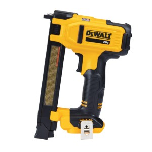 DEWALT DCN701B - Best Staple Gun for Wood: Proprietary Cable Guide to Line Up Shots
