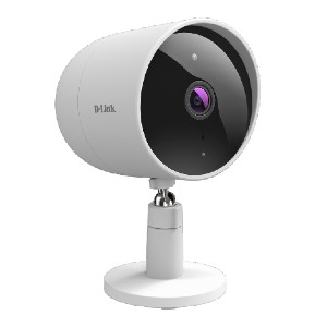 D-Link DCS-8302LH - Best Security Cameras Outdoor: Works with the Google Assistant and Alexa