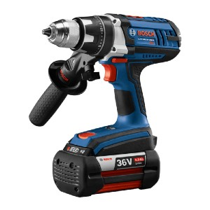 Bosch DDH361-01 - Best Drill Cordless: Upgraded All-Metal Chuck