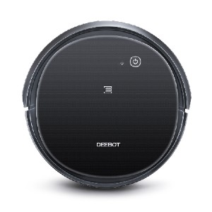 ECOVACS DEEBOT 500 - Best Robot Vacuum Cleaner: Stair Safety Technology
