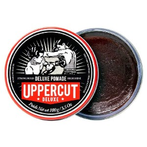 Uppercut Deluxe DELUXE POMADE - Best Pomade for Long Hair: Can be Washed Out with Ease