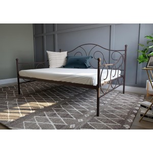 DHP Victoria Daybed - Best Full-Size Daybeds: Simple Metal Daybed