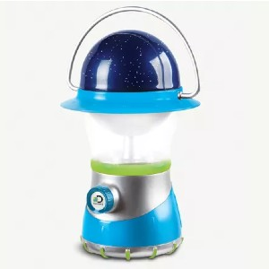 DISCOVERY KIDS Starlight Lantern and Star Projector - Best Lantern for Camping: Kids will love it