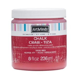 ArtMinds DIY Home Chalk Distressing Paint - Best Chalk Paint for Crafts: Create One-of-a-Kind Furniture Pieces