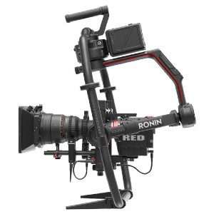 DJI Ronin 2 - Best Camera Stabilizers for Cinema Camera: Versatile Gimbal Stabilizer