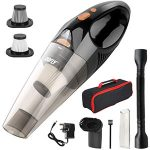 10 Recommendations: Best Car Vacuums (Oct  2020): Durable Stainless Steel Filter