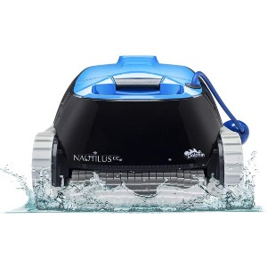 DOLPHIN Nautilus CC Robotic Pool [Vacuum] Cleaner - Best Automatic Pool Cleaner Above Ground: Waterproof Electrical Cable