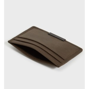 ALLSAINTS DOVE  - Best Leather Card Holders: Features Metal Hardware