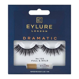 Eylure DRAMATIC NO. 126 LASHES - Best Lashes for Asian Eyes: Provides Spectacular Length