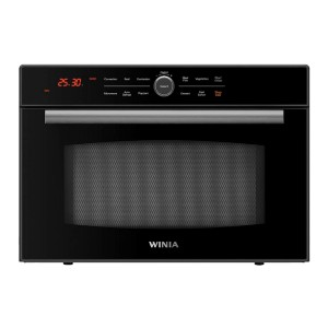 Daewoo KOC-1C2KDS Multi Function Convection Microwave Oven - Best Microwave Air Fryer Combo: Easy to clean