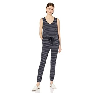 Daily Ritual Women's Supersoft Terry Relaxed-Fit Jumpsuit  - Best Casual Jumpsuit: Comfort in mind