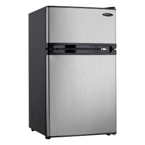 Danby DCR031B1BSLDD 3.1 Cu.Ft. Compact Refrigerator - Best Refrigerator for Small Kitchen: Energy-efficient