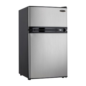 Danby DCR031B1BSLDD 3.1 Cu.Ft. Compact Refrigerator  - Best Refrigerator for Apartment: Promoting energy efficiency