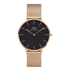 Daniel Wellington Petite Melrose Rose Gold Watch - Best Formal Watches for Ladies: Perfect for any occasions