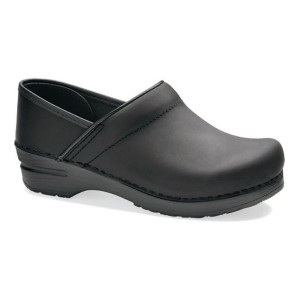 Dansko Professional Black Oiled Leather - Best Medical Professional Shoes: Comfy Leather Shoes